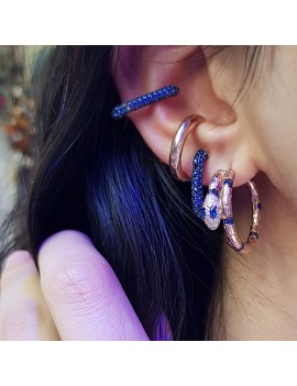 SUPER MEGA SILVER EARRING COMBINATION