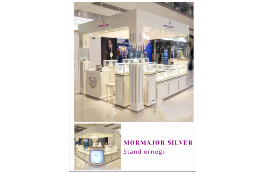 MorMajor Silver Stand Example