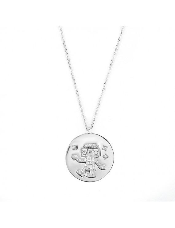NEW DESIGN SILVER NECKLACE